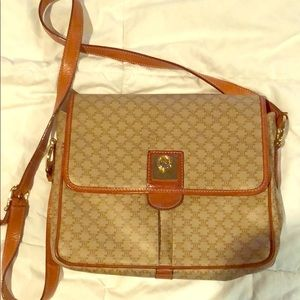 Celine Vintage Monogram Crossbody bag
